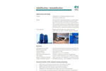 Solidification / Immobilisation - Datasheet