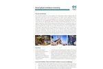 Steel Plant Residues Recovery - Brochure
