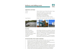 Refinery and Drilling Waste - Brochure