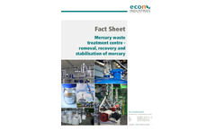 VacuDry - Mercury Waste Treatment Units - Brochure
