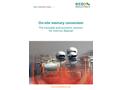 On-site mercury conversion - Factsheet