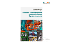 VacuDry Features and Benefits - FactSheet