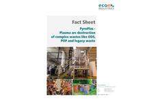 PyroPlas Technology - FactSheet