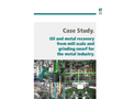 Recycling of Mill scale and Grinding Swarf - Brochure
