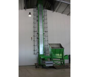 Oil and Metal Recovery from Grinding Swarf-3