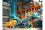 VacuDry - Mercury-Contaminated Soil Remediation Plant