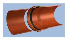 Trelleborg Forsheda - Model 582 Din-Lock™ metric - Locked-in Sealing Systems