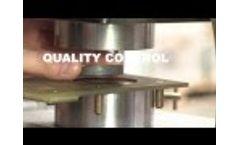 Goudsmit EddyXpert with integrated magnetic drum in plastics recycling Van Werven Video