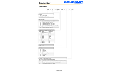 Goudsmit - Suspended Plate Magnets Ferrite - Brochure