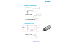 Goudsmit - Model 400 - Add-on Magnetic Head Pulleys - Brochure