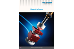 Goudsmit - Model 400 mm - Ferrite Overband Magnets - Brochure