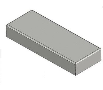 Goudsmit - Suspended Plate Magnets Ferrite