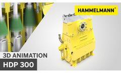 Hammelmann HDP300 - general functionality - Video