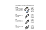 RD Flex 3000 Rotor Jets for Manual Deployment - Brochure