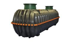 Model IM-1530 - Plastic Septic Tank