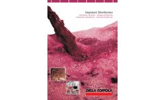 Della Toffola - Biothermo Cooler Thermovinification System - Brochure