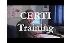 Why CERTI Training? - Video