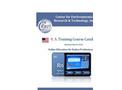US Radon Course Catalog