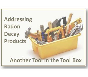 Addressing Radon Decay Products