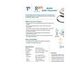 R2m Mobile Transceiver Datasheet