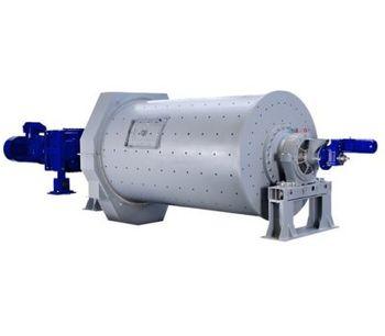 ALPINE - Model S.O - Super Orion Ball Mill