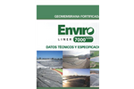 Enviro Liner - Model 7000 - Coextruded Flexible Geomembrane Liners Brochure