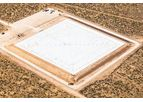 Layfield - Model 635FR - Evaporation/Algae Control Floating Covers
