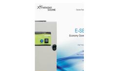 Ozone Generators-E-Series