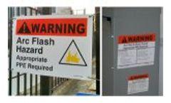 Arc Flash Hazard Signs & Labels