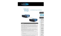 FreeWare - Model MM2-M13 Series OEM - 1.3 GHz Ethernet Radios - Brochure