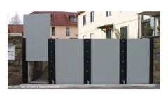 NOAH - Model HSP - Flood Protection Panels