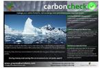 Carboncheck- Brochure