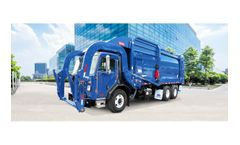 Heil Half/Pack - Front-Load Garbage Truck With Odyssey Controls