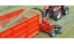 Lely Storm - Model 130 P - Four Feed Rollers for Choppers