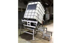 Drumbeaters IBC - Model TW-100 - Tote Washer