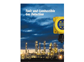 ATI - Model D12 - Toxic and Combustible Gas Detector - Brochure