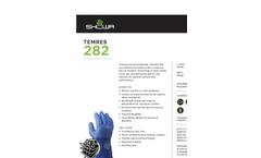 SHOWA - Model 282 - Atlas Temres Gloves - Datasheet