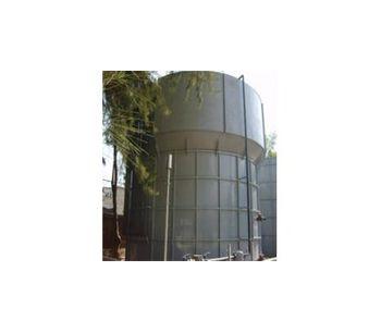 CWT - Model UASB - Upflow Anaerobic Sludge Blanket Reactor
