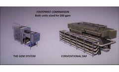 CWT - Model GEM - Gas Energy Mixing System and DAF Retrofits