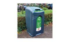 Nexus - Model City 240 - Food Waste Housing Bin
