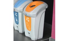 Nexus - Model 30 - Plastic Bottle Recycling Bin