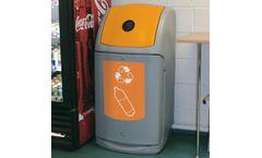 Nexus - Model 140 - Plastic Bottle Recycling Bin