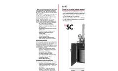 Ram Flat - 55SC Drum Crusher Brochure
