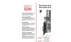RamFlat Can Crushers Brochure