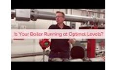 How to Achieve Boiler Efficiency with Thermal Mass Flow Meters - Video