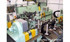Flow measurement instrumentation for powertrain & transmission testing