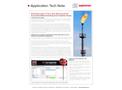 Sierra QuadraTherm - Model 640i - Application Tech Note
