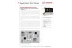 Sierra MaxTrak - Model 180 Series - Application Tech Note
