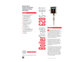BoilerTraK 620S-BT Natural Gas & Propane Immersible Thermal Gas Mass Flow Meter - Technical Datasheet