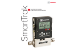 SmartTrak - Thermal Mass Flow Controllers for High Accuracy Process Gas Applications - Brochure